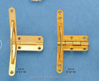 Quadrant hinge,brass hinge for box,jewelry box hinge