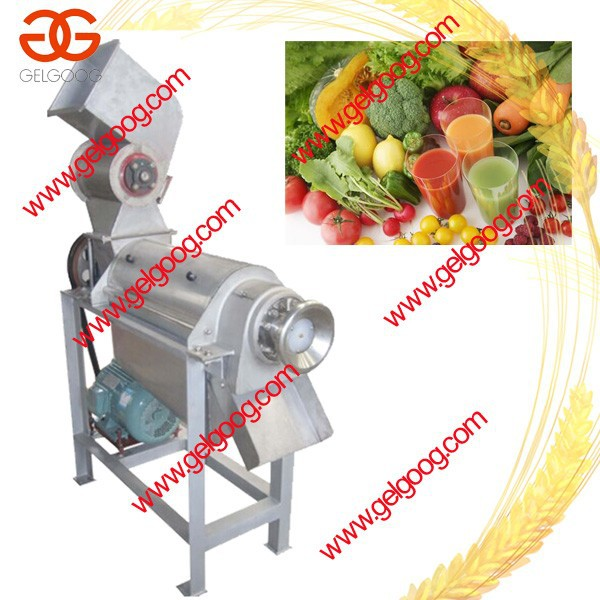 Spiral Fruit Juice Crusher and Extractor/Spiral Tomato Apple Orange Juice Crusher Machine