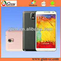 5.72 inch FHD MTK6589 Quad core Dual sim card ultra slim android smart phone