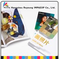 Cheap Price Art Paper Softcover Magazine Printing