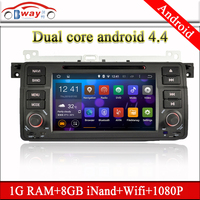 Dualcore Capacitive car radio for E46 X3 Z3 Z4 3Series android 4.4 car dvd gps with 3G,wifi,1G RAM, 8GB Nand,1080P