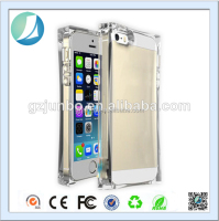 2014 New Style Transparent Calling LED Case For iPhone 5