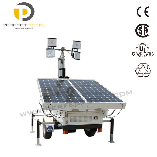Buy Solar Light Tower,Vehicle
