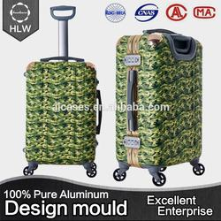 Factory price luggage handle parts bag trolley