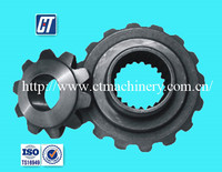 Bevel Gear with Customized Design and OEM Quality