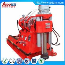 High sensitive long distance water well borehole drilling rig machine