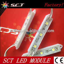 led module waterproof SMD5050 0.72w 54Lum 12v factory price