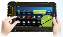 ST907 Industrial waterproof tablet PC/ IP67 rugged tablet PC/ 7 inch Android tablet PC with waterproof/dustproof/shockproof