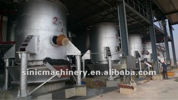high efficency coal gasification furnace
