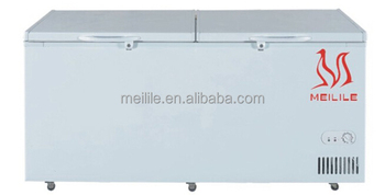 Meilile BD-725 DC&Solar Chest Freezer