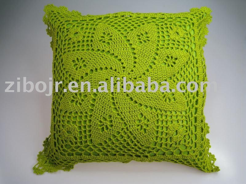 Fundas De Almohadas A Crochet – Solo otras ideas de imagen de la casa