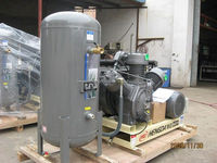 vilter single screw compressor