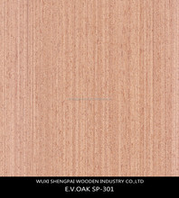 Low Price Sliced Cut Laminated Oak Wood Face Veneer for Wooden Furniture Hotel Decoration