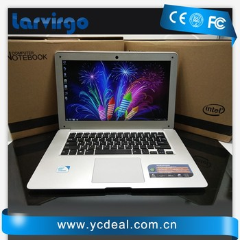 2017 New 14 inch win7/win8.1 Laptop computer PC In-tel Celeron JI9002.0GHZ Quad Core Slim Ultrabook, 4GB RAM+500GB HDD