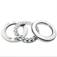 Professional supply NSK 51117 thrust ball bearing