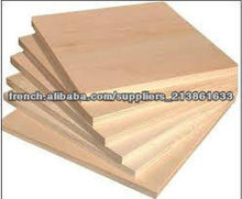 Base or Backing Board Birch Sheet Plywood for Furniture