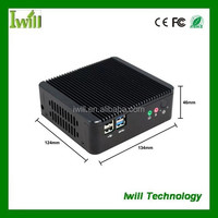 Rugged laptop J1800-N2-B mini computer industrial pc wholesale