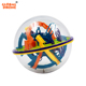 Hot sale global drone 158 Steps 3D Magic Maze Ball Perplexus Magical Intellect IQ Educational Classic Toys Maze Ball