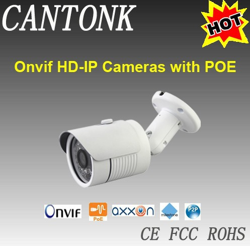 Best products for import! Security equipment! Cheap 1MP 720P HD P2P ONVIF CMOS 20M IR Waterproof IP Camera. Action Now!