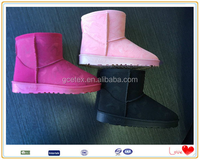 Hot selling reasonably priced winter luxury new plateau boots