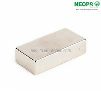 Permanet And High Quality N52 Strong Flat Magnets China Supplier