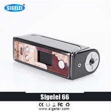 Sigelei to social responsibility, environmental protection electronic cigarette Sigelei 66