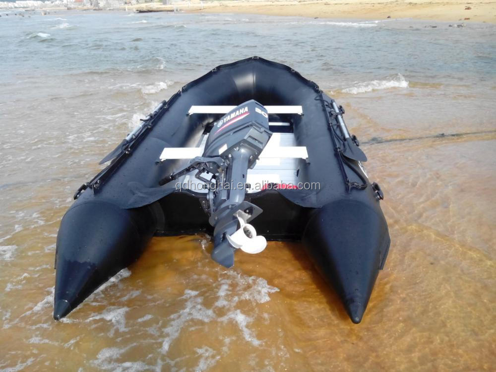 14ft CE ocean inflatable rescue fishing boat HH-S470 for sale