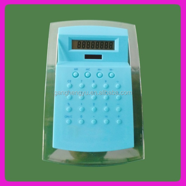 Promotional gift desktop calculator,Certifications CE and RoHS