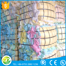 Compressed in Bales Mixed Colors aaa grade pu foam scrap