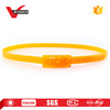 Durable plastic buckle hot selling silicone belt