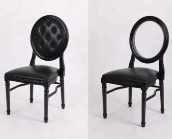 new popular resin ghost wedding louis chair