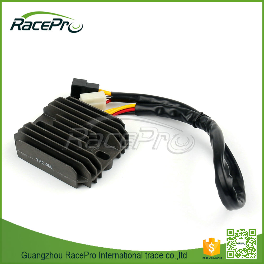 Sport Bike Motorcycle Voltage Regulator Rectifier 12v For Suzuki Marauder 800 VZ800 97-04