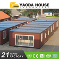 Flat Pack Living & Office Container Houses