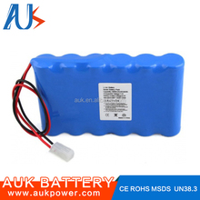 8.4V Li-ion Rechargeable Battery Pack 5400mAh 2S2P 18650 for Bicycle Lamp/Bicycel Light Hot Selling