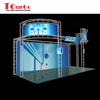 Tourgo Portable Display Booth Aluminium Exhibition Truss System Trade Show Booth Lighting Tower Truss