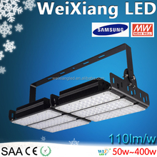 Magnesium alloy asymetric led projector light good price 100w 200w 300w modular 300W LED Flood Light