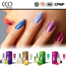 CCO Eden Kiwi Fruit Organic Nail Polish Private Label Gel Nail Polish