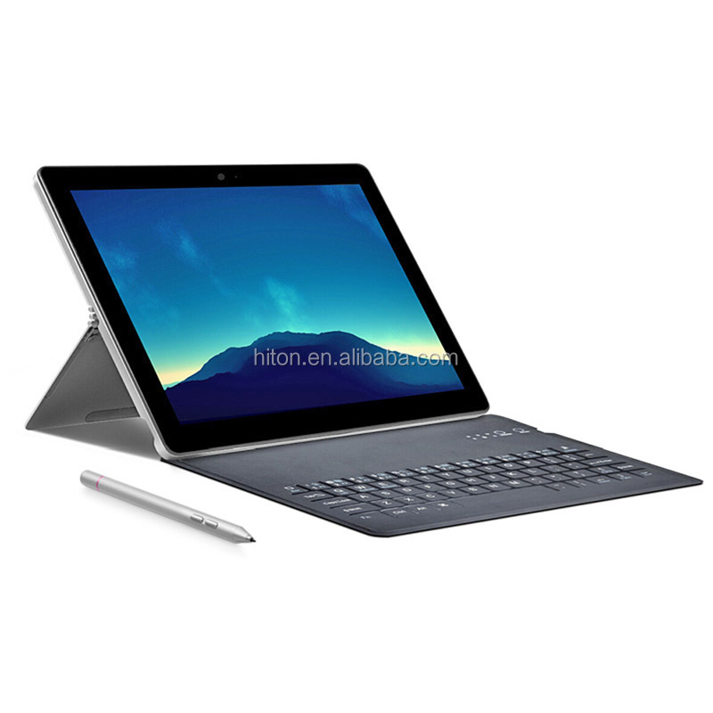 Cheapest Tablet 10.1 inch MT6797Deca (10)-core 4G Network 4+64G computer tablet pc with BT keyboard and stylus
