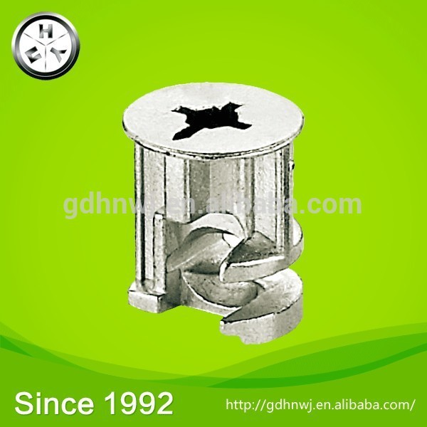 cabinet minifix zinc alloy furniture connecting cams