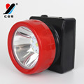 High Power Waterproof LED Safety Miner's Cap Lamp And Factory Outdoor Coal Mining 18650 Rechargeable Battery Head Light LD-4625