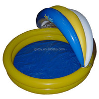 Fast Inflated Inflatable Shade Baby Pool