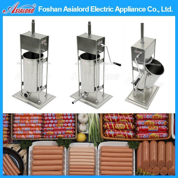 Large Productivity Meat Processing Machine Vegetarian Sausages