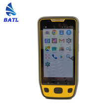 portable IP65 4G LTE industrial android 1D/2D Barcode scanner QR code PDF 417 reader handheld pda