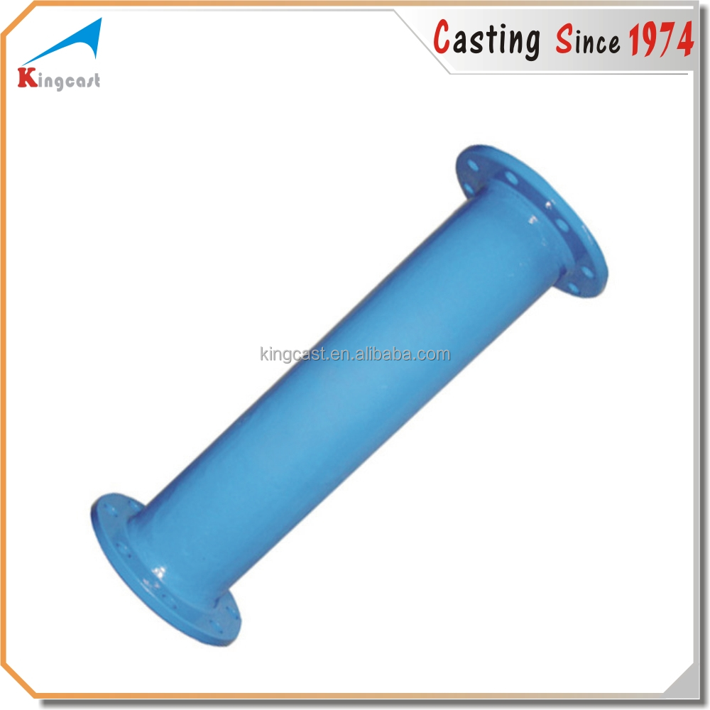 Custom products cast iron 8 inch ductile iron pipe