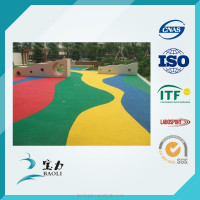 Children Playgrounds Surface Materials Safety Epdm