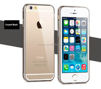 0.3mm Slim Clear Crystal Acrylic For iPhone 6 TPU Case