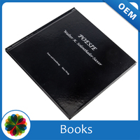 Promotion cheap high quality coffee table hardcover Book Printing