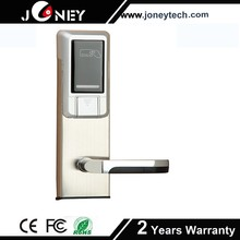 The hotel lock with elegant design can use in any type of the hotel.