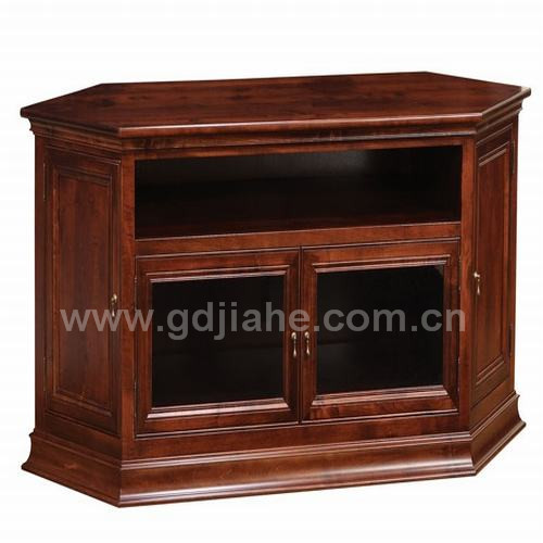 2014 corner tv stand designs ,antique walnut corner TV stand
