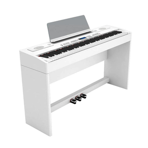 ABS Keyboard Material and Upright Piano Type 88 key keyboard piano